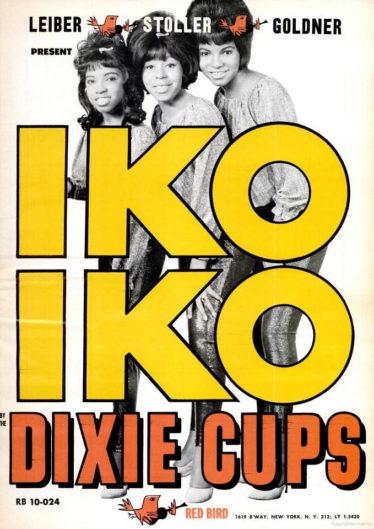 dixie-cups-04-65-iko-iko